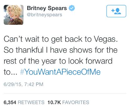 What Did Britney Tweet AtIggy?