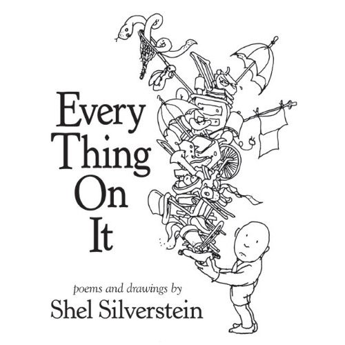 """Amazon / """"Masks,"""" from Every Thing On It by Shel Silverstein"""