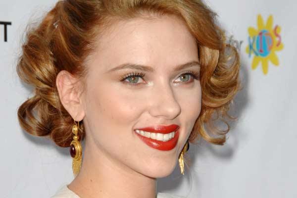 Scarlett Johansson (Shutterstock)