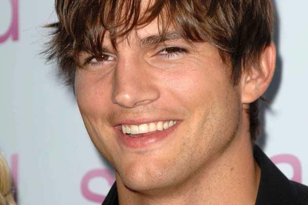Ashton Kutcher (Shutterstock)