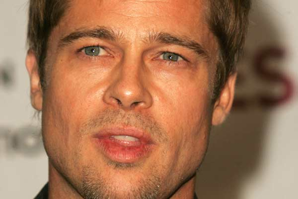 Brad Pitt (Shutterstock)