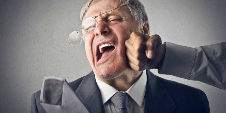 5 Simple Ways To Avoid Punching Your Boss In TheFace