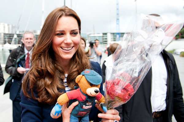 Kate Middleton (Shutterstock)