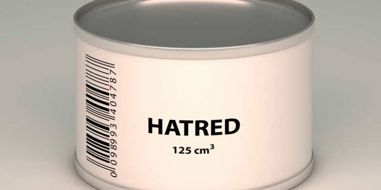 'Hate' Doesn't ExplainEverything