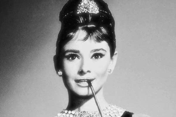 Audrey Hepburn (Shutterstock)