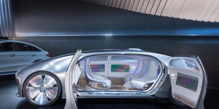 Google's (Self) DrivingRecord