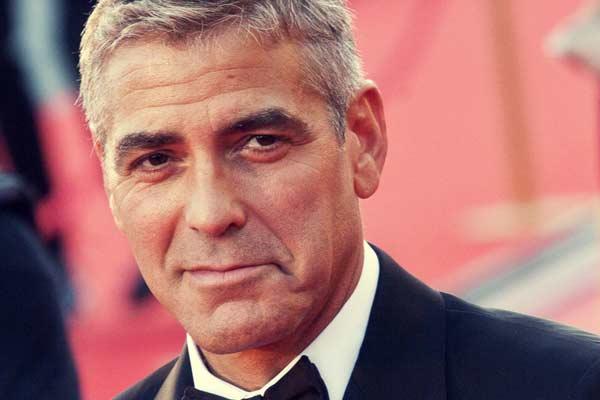 George Clooney (Shutterstock)