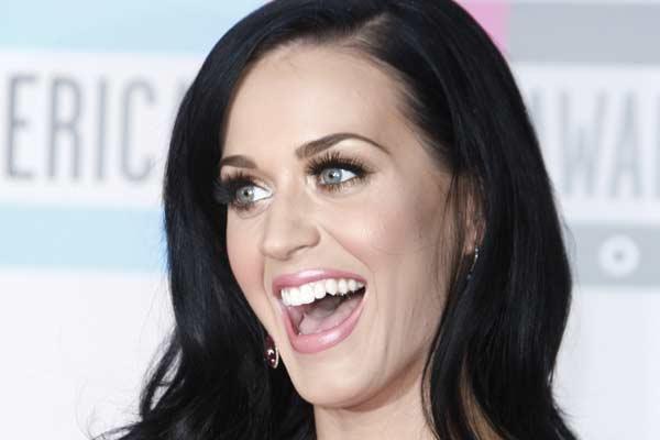 Katy Perry (Shutterstock)