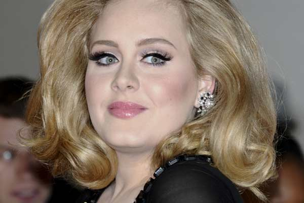 Adele  (Shutterstock)