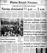 Staten Island Advance July 1975