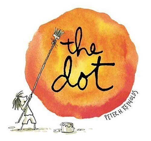 Amazon / The Dot by Peter H. Reynolds