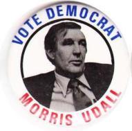 udall campaign button 1