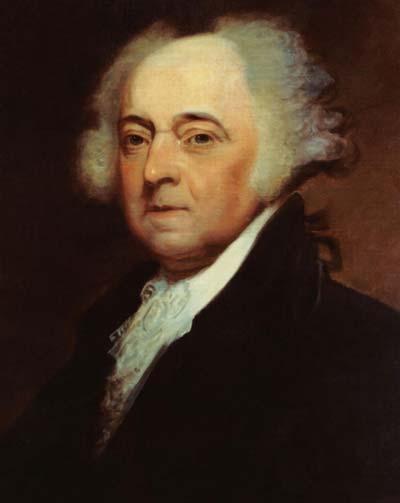John Adams /// (Wikipedia)