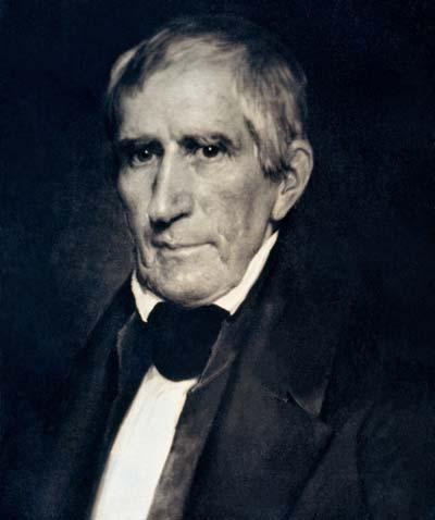 William Henry Harrison /// (Wikipedia)