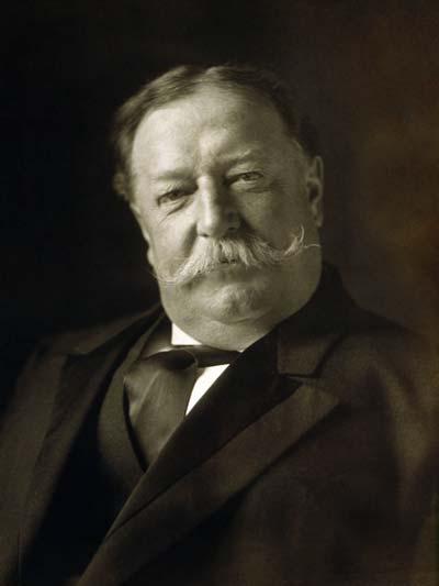 William Howard Taft /// (Wikipedia)