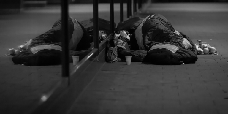 Everything You Think You Know About The Homeless Is Wrong