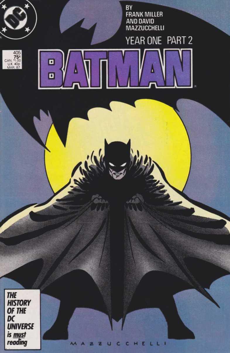 Batman #405 via Comic Vine