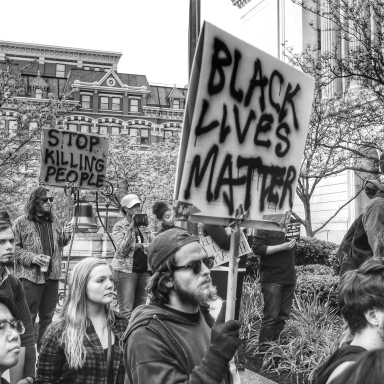 Black People Can't End Racism – White People Can