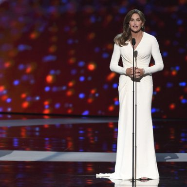 Watch Caitlyn Jenner's Passionate ESPY Speech: 'Trans People Deserve Your Respect'
