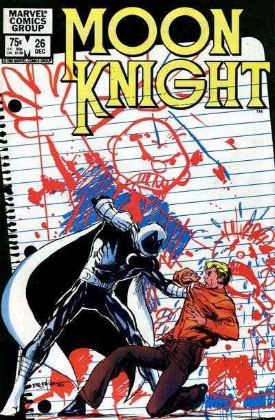 Moon Knight #26 via Comic Vine
