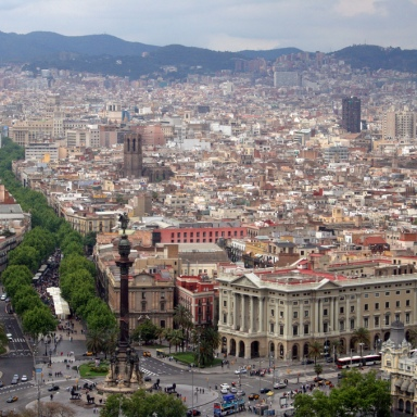 My Time In Barcelona
