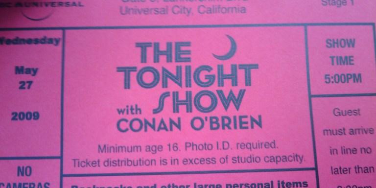 Is Conan O'Brien Stealing Jokes FromTwitter?