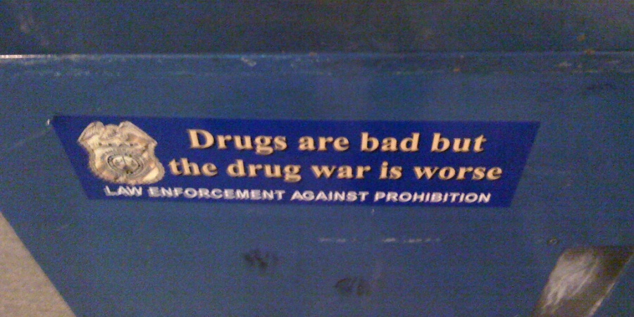 We've Already Lost The War On Drugs