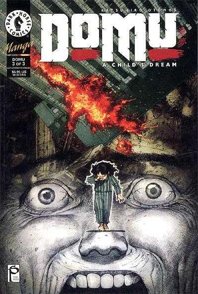 Domu: A Child's Dream #3 via Comic Vine