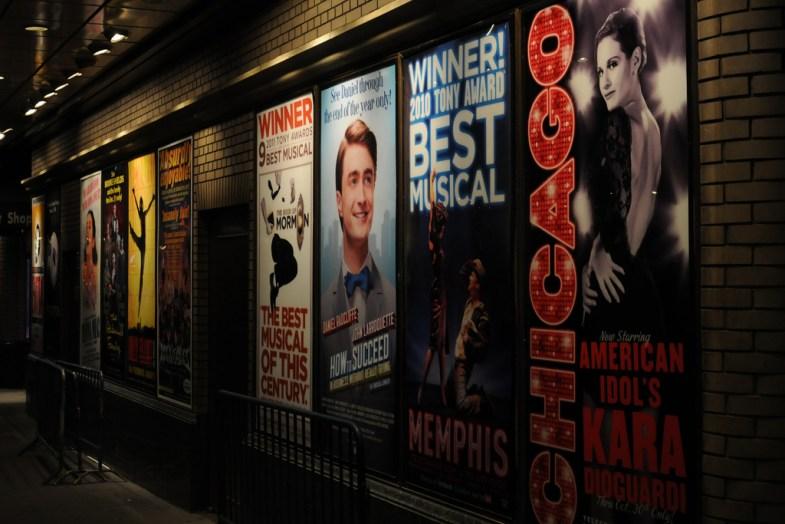 Flickr / Broadway Tour