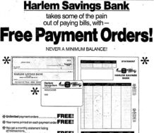 ad harlem savings bank