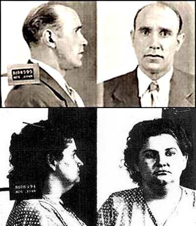 Raymond Fernandez & Martha Beck (Wikimedia Commons)