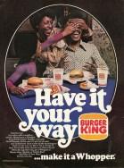 burger king 1975 ad