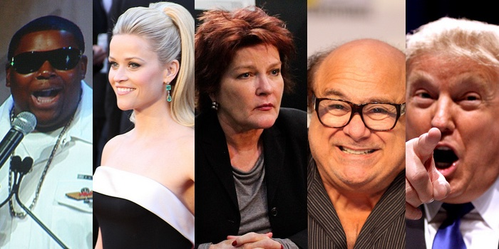 5 Celebrities And What They'd Be Like AsPresident
