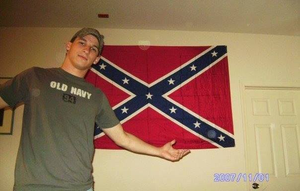 Self-Described 'Country Boy' Explains In Touching Facebook Post Why He Is Renouncing The Confederate Flag