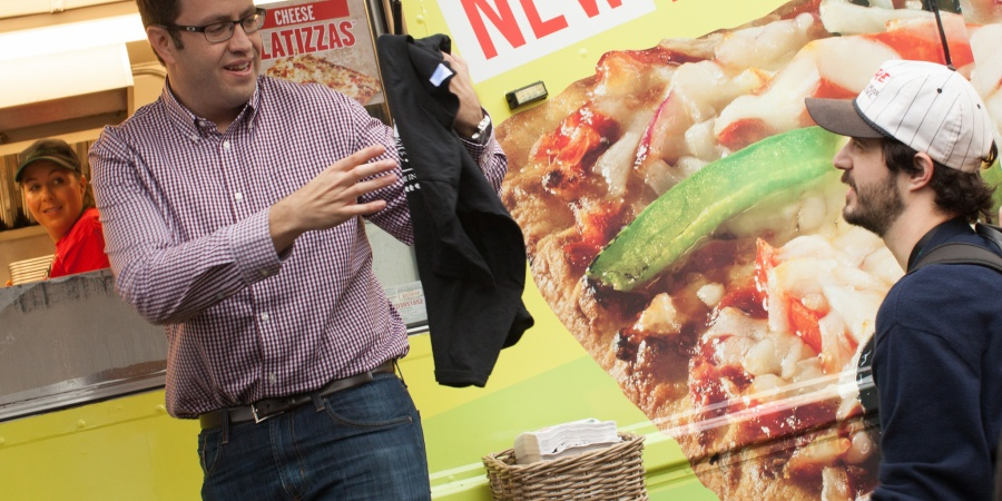 FBI Raids Home Of Jared Fogle, The 'Subway Diet' Man, In Connection With ChildPornography