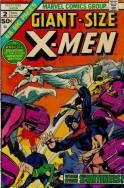 Giant Size X-Men 1975