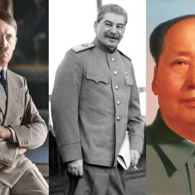 Who Said It: Hitler, Stalin, Or Mao?