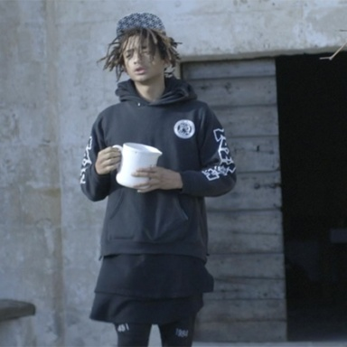 Jaden Smith's New Music Video Might Be The Most Jaden Smith Thing Ever