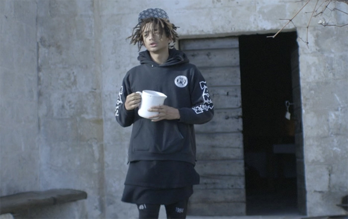 Jaden Smith's New Music Video Might Be The Most Jaden Smith ThingEver
