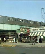 kings highway station 1960s