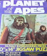 planet of the apes puzzle