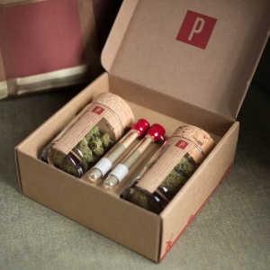 The Super Snobby Mail-Order Cannabis Set You've Always Wanted Is Here