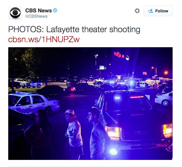 Twitter / CBS News