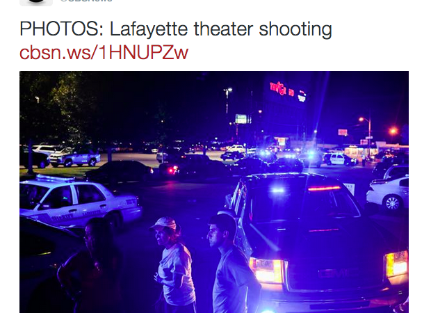 This Is The General Pattern Of A 'Lone Wolf' Incident InAmerica