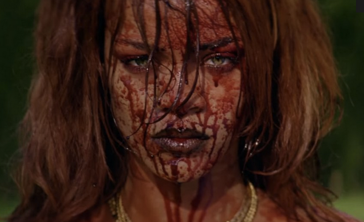 Rihanna Is The Most Successful Digital Artist In The History Of The World And Her Latest Music Video Of 'BBHMM' Shows Why