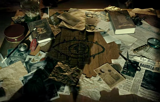 This Extremely Epic Teaser Trailer For Netflix's 'Series Of Unfortunate Events' Is, Most Unfortunately,Fake