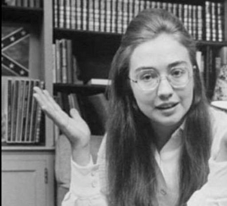 In Epic Social Media Fail, Dinesh D'Souza Shares Fake Picture Of Hillary Clinton With ConfederateFlag