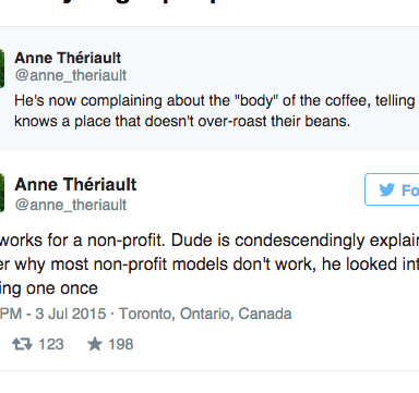 Canadian Woman Live-Tweeted Every Excruciating Moment Of The Bad First Date Going On At The Table Next To Her And It Is Hilarious