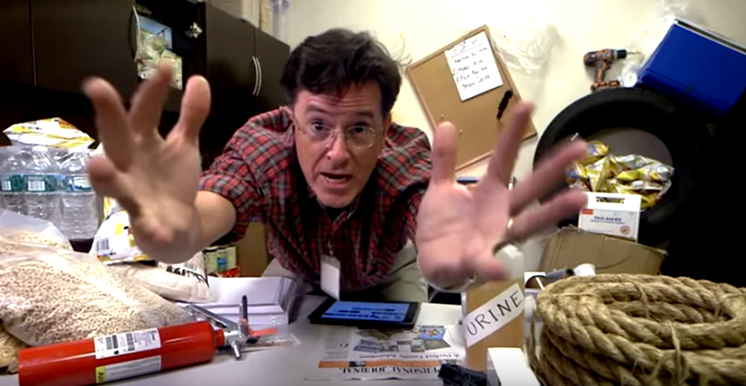 This Hilarious Video Gives Us A Peek At Stephen Colbert's New Show–And It'sAwesome