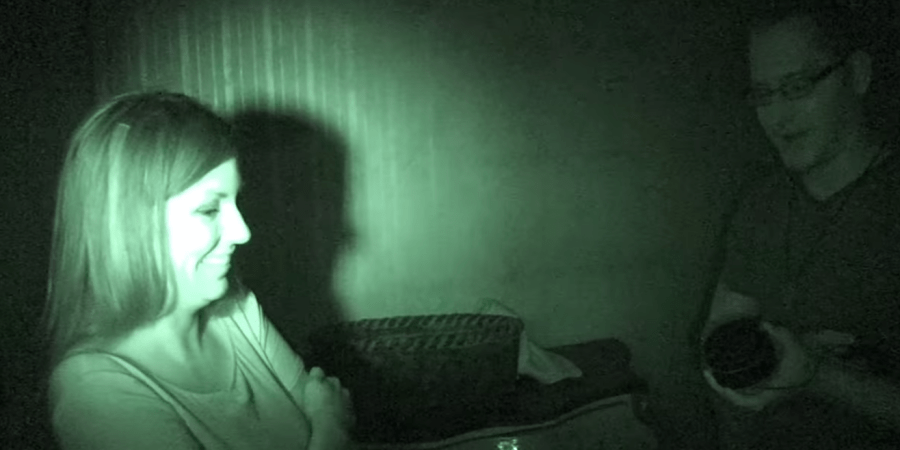 You Can Actually Hear A Ghost Repeat This Woman's Name On Camera — It's Time To Freak Out